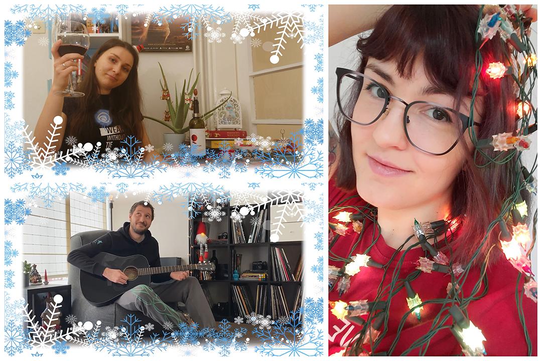 Ubisoft Sofia holiday celebrations